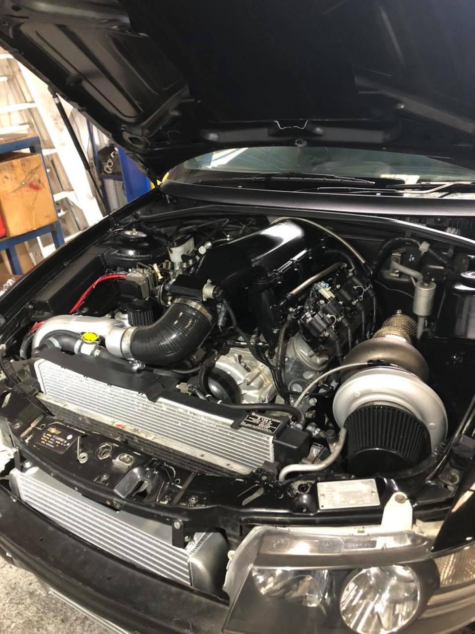 Killaboost VT - VZ Full Hot Side Turbo Kit