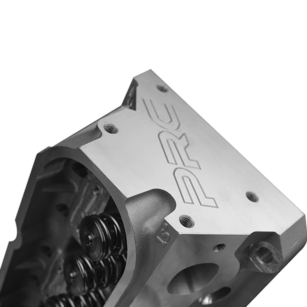 PRC Cathedral Port 15 Degree 237cc  Cylinder Heads | Complete