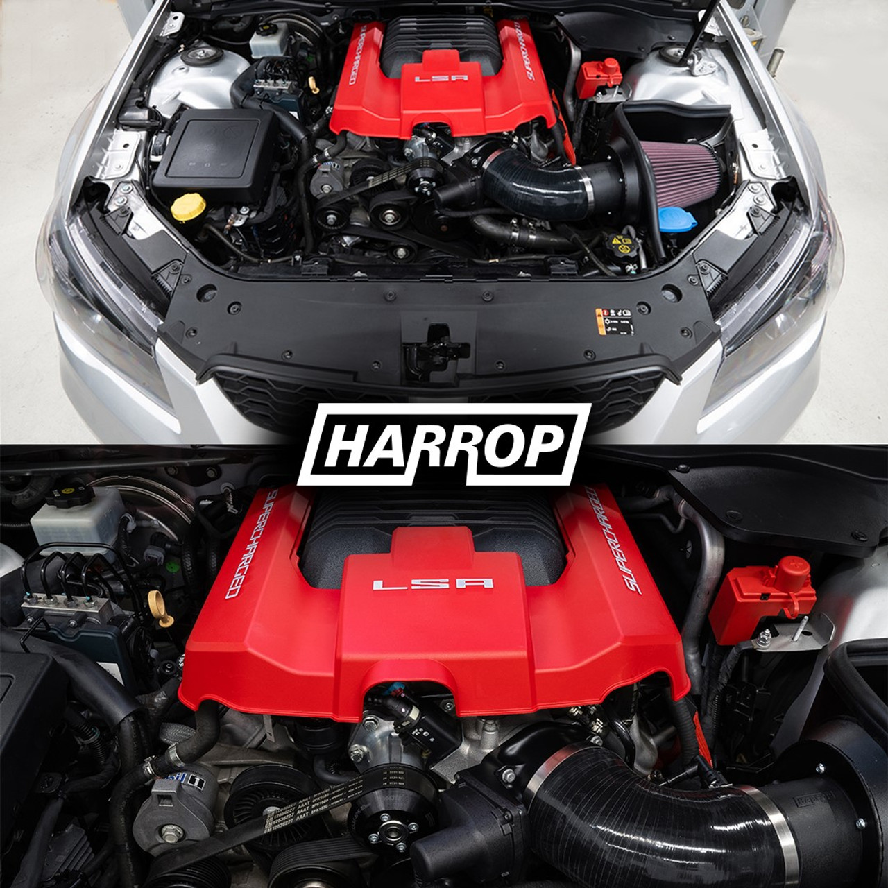*** 10% PRE-ORDER FOR EARLY 2021 AVAIL** Harrop LSA-H2650i Supercharger Kit | LSA Upgrade