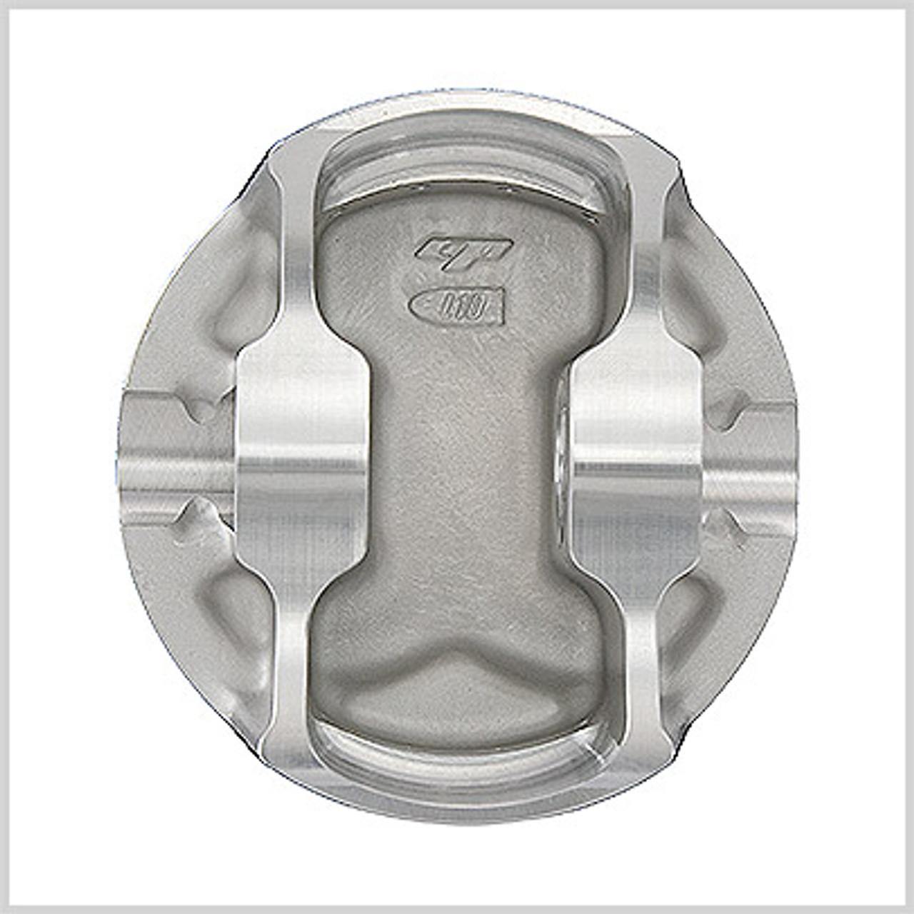 "Carillo CP Bullet LS 4.065"" Pistons Set | 4.00"" Stroke -27.4cc Dish Top | POWER ADDER"