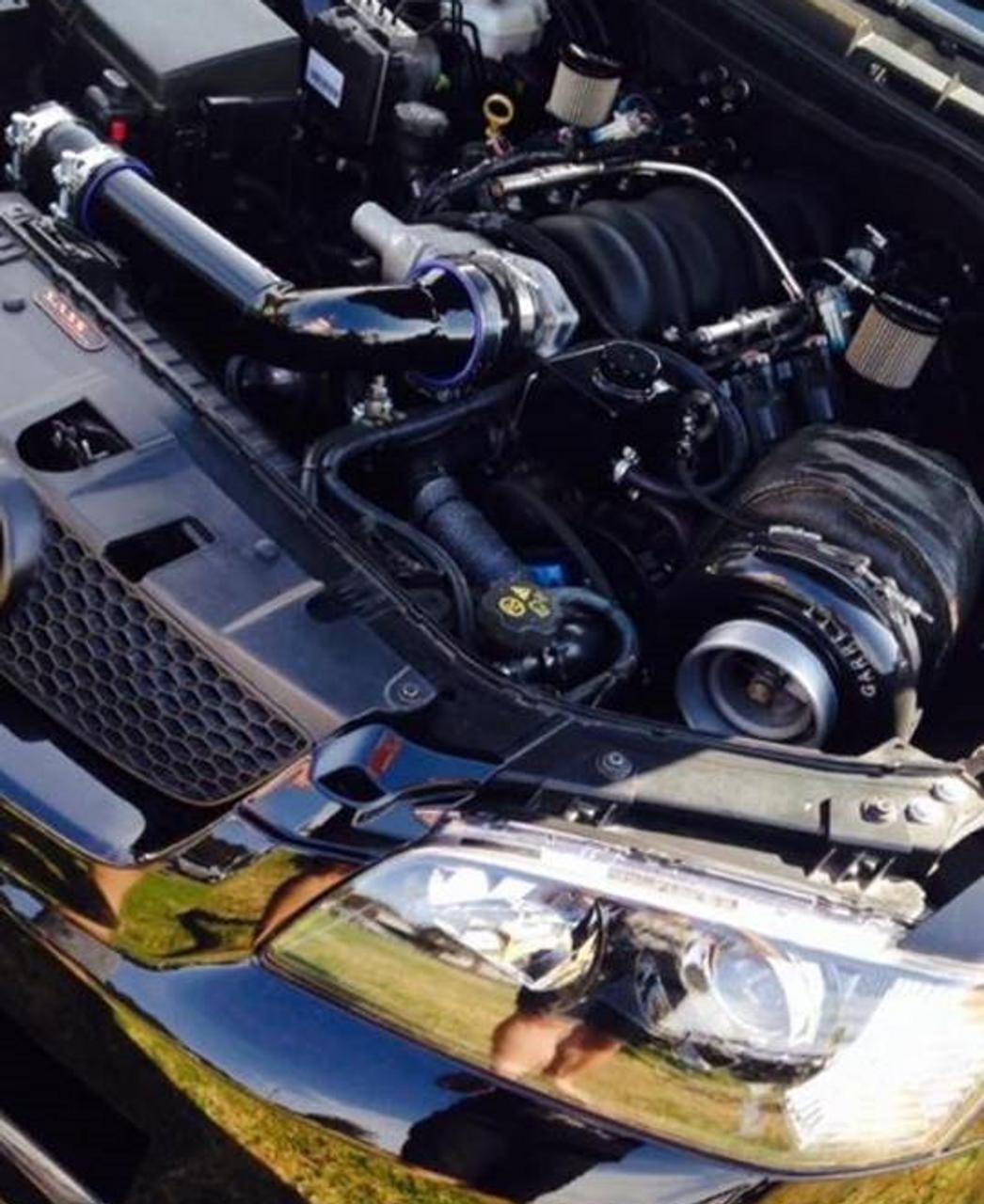 Killaboost S485 Turbo Kit | VF