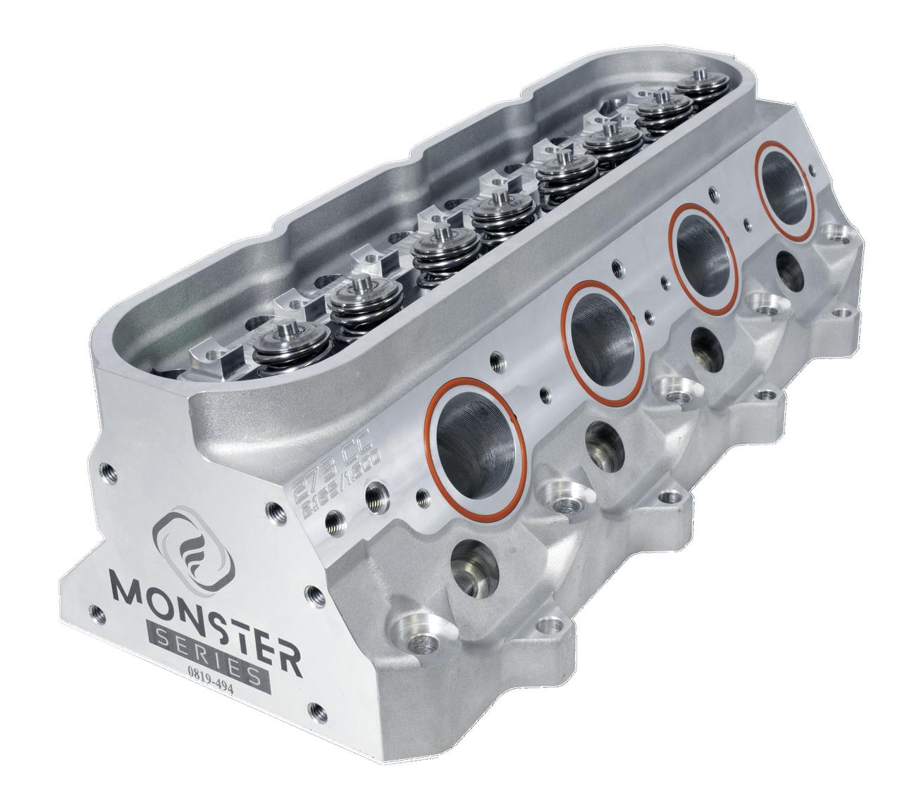 "Frankenstein M311 LS3 Port   11 Degree   273cc Heads   Assembled   ""Small Bore"""