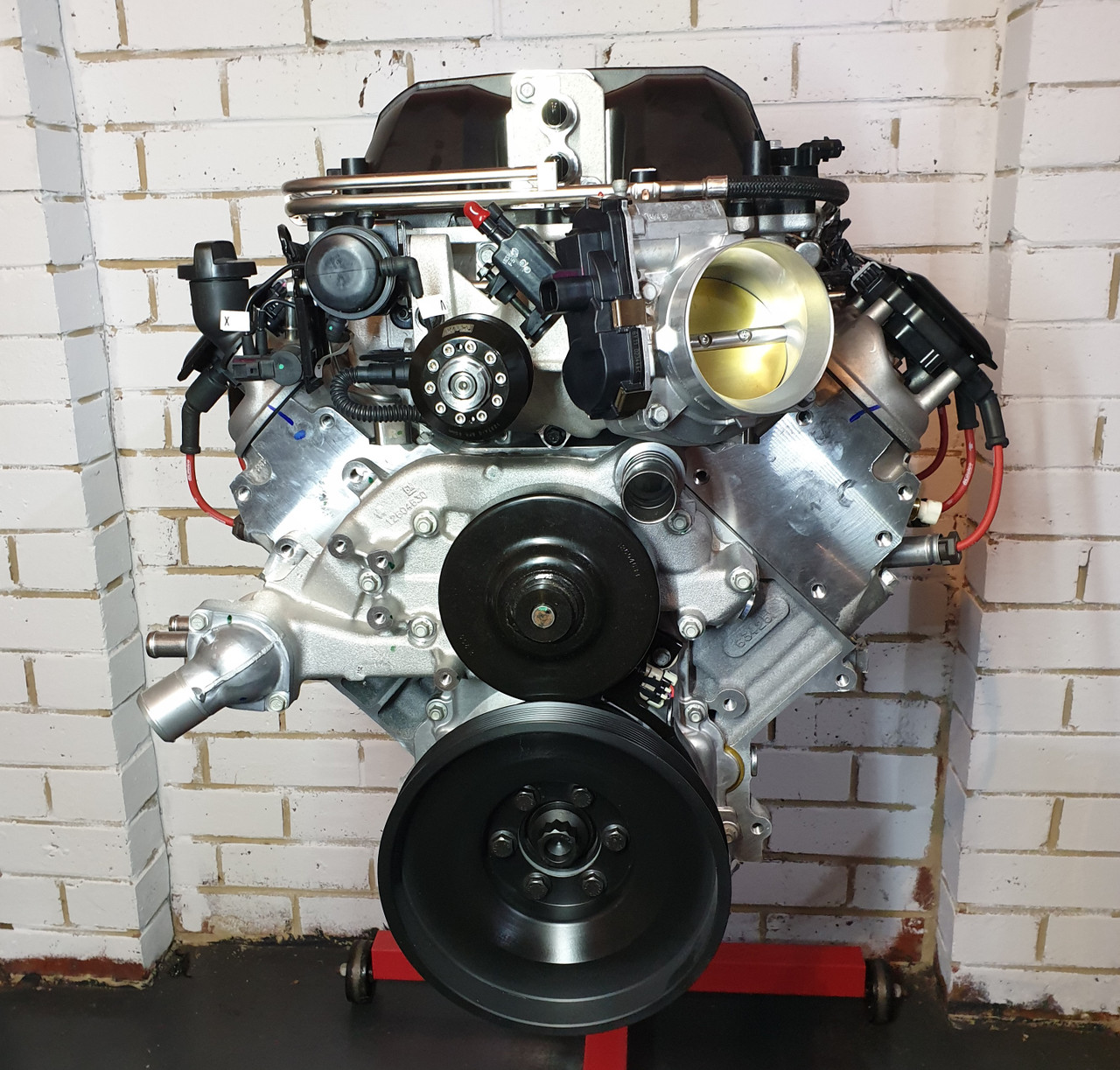 LS 416ci LSA Stroker Engine Upgrade | Low Compression | Long Engine