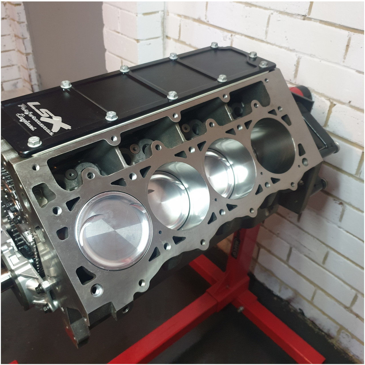 Dart LS Next SHP 427ci 7.0L   Boosted Short Motor   1,000+hp Rated