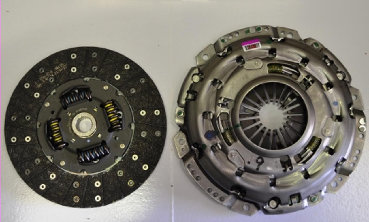 GM Chev Performance LS7 Clutch kit Pressure Plate and Flywheel | 550 HP