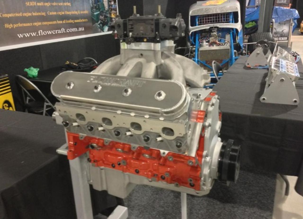 LSX 440ci | Short Motor | Naturally Aspirated High Compression