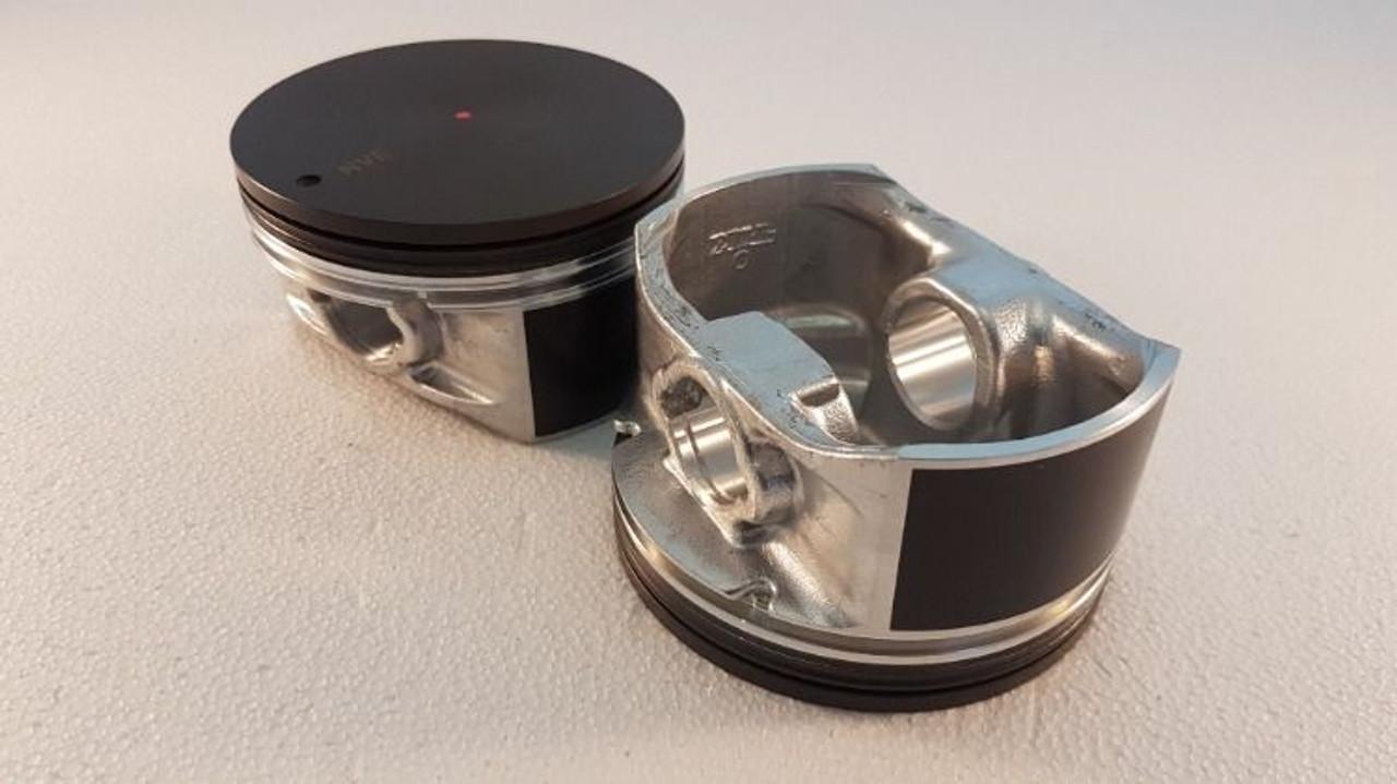 TIK High Silicon Alloy LS1 5.7L Pistons & NPR Piston Rings Set