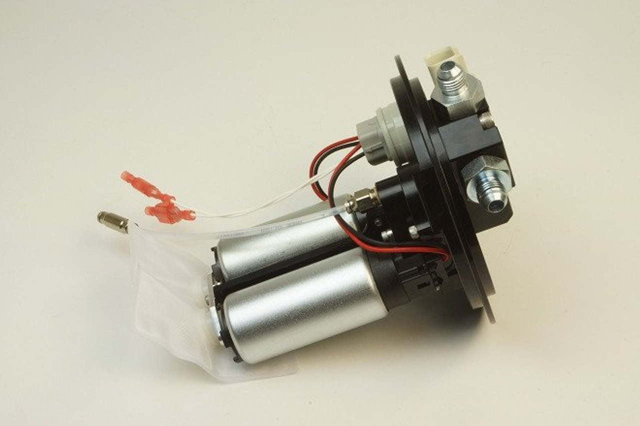 Squash Performance VE-VF Dual Fuel Pump System