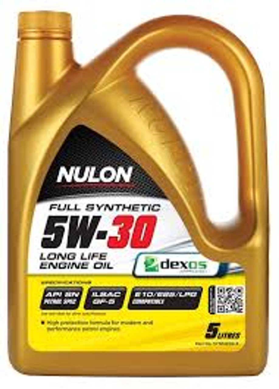 LSX Nulon Fully Synthetic - Standard Service Pack