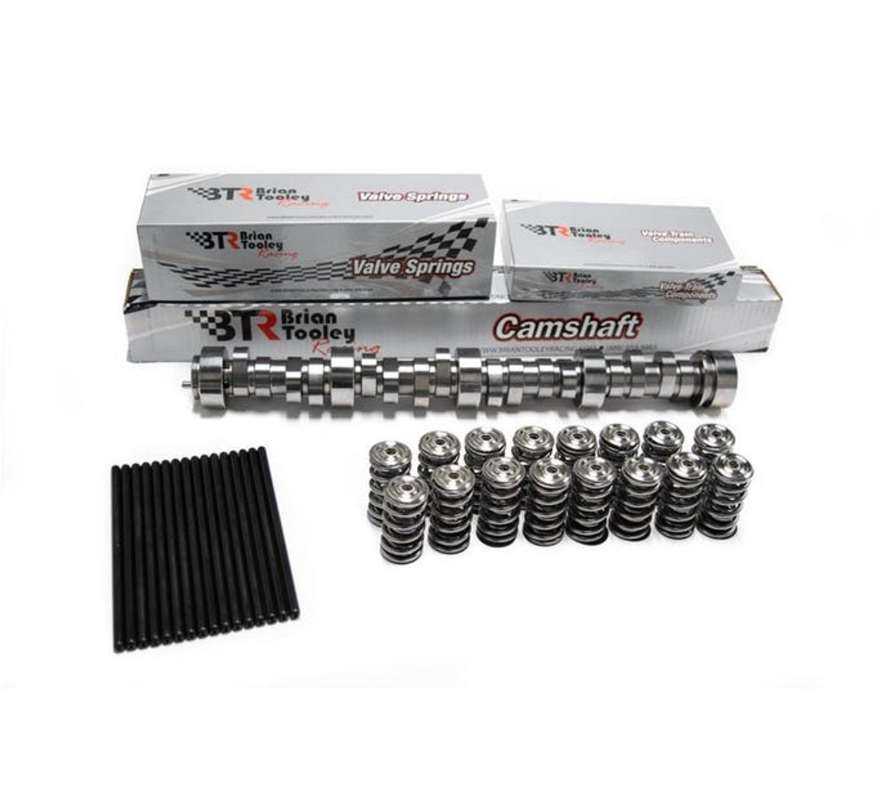 ** SALE PRICE 1 X LEFT!! ** BTR LS1/LS2 Stage II Camshaft Package | Cathedral Port
