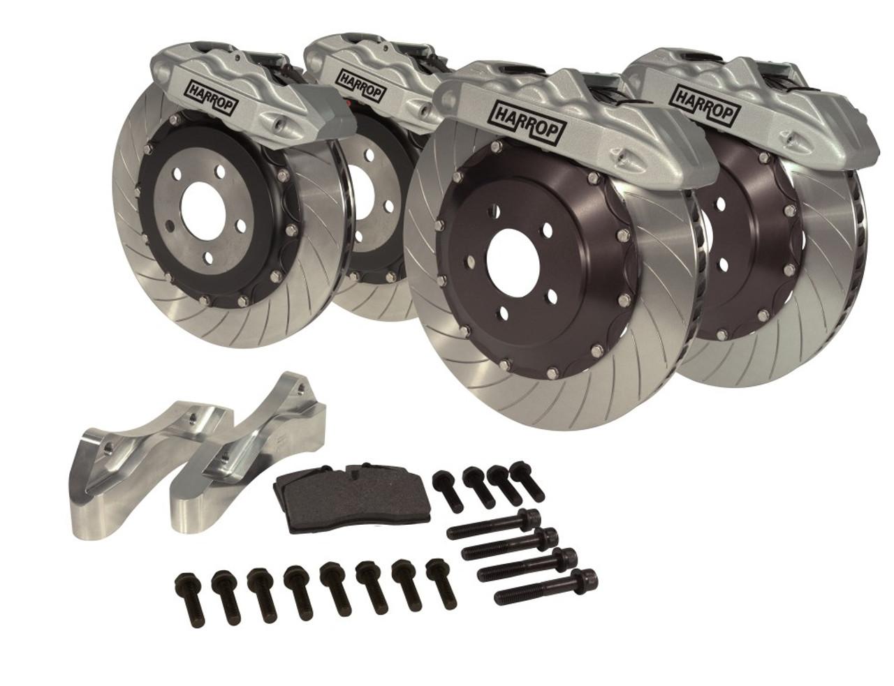 HARROP Ultimate Brake Package | VT - VZ | Full Kit