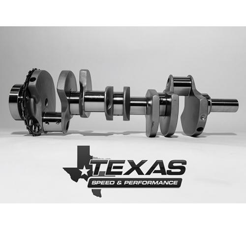 Texas Speed & Performance | TSP | LS 402ci Stroker Kit | 6.0 to 6.5L stroker