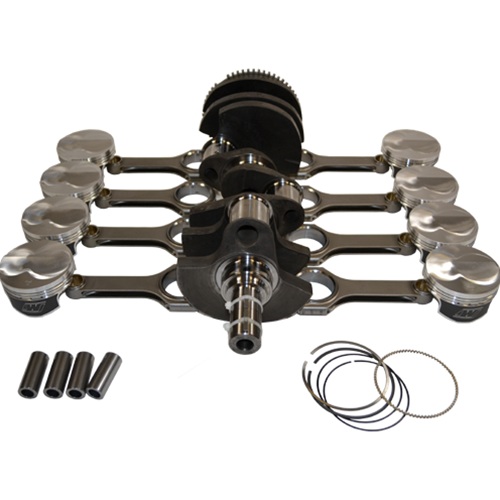 Texas Speed & Performance | TSP | LS 427ci Stroker Kit | 6.2 to 7.0L stroker