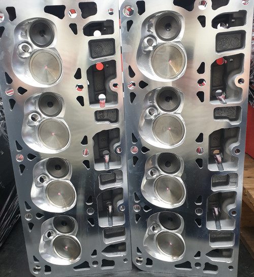 GM LS3 CNC Ported Cylinder Heads Assembled (Outright Pair)