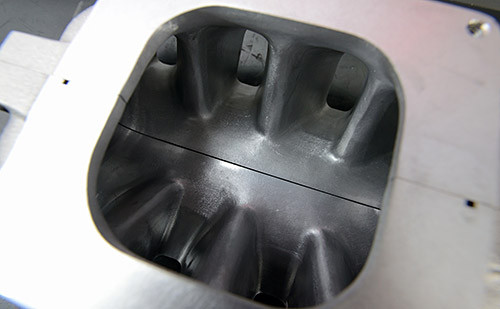 Higgins HRD LS7 Port Intake Manifold | Carb Intake