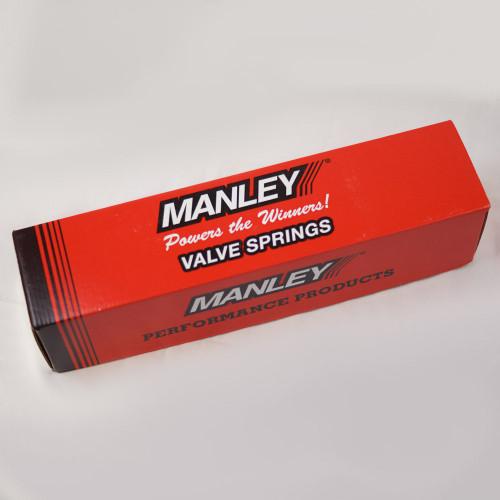 "Manley Dual Valve Spring Kit .660"" Valve Spring Kit | Steel Retainers"