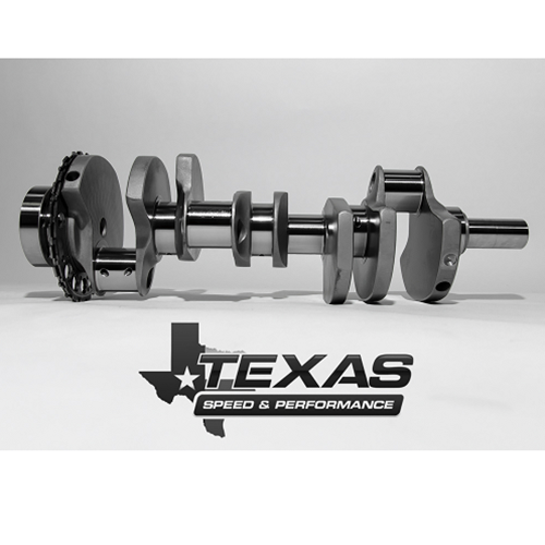 "Texas Speed & Performance 4.00"" Crankshaft 