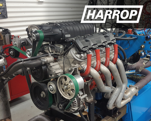 Harrop FDFI2650 Supercharger Kit | VE  | 6.0 LS2