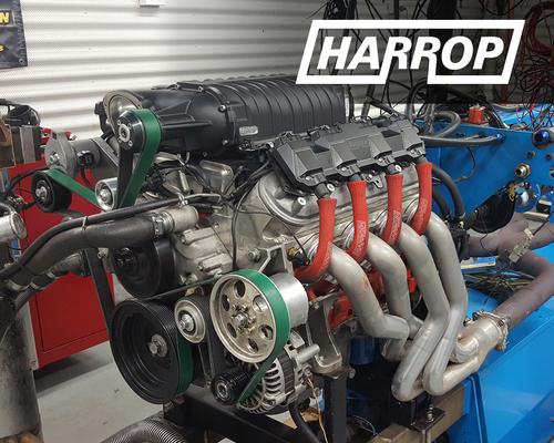 Harrop TVS2650 Supercharger Engine Kit   6.0   LS2