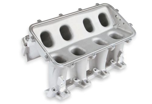 Holley Hi Ram 105mm Intake Manifold | LS7 | Silver