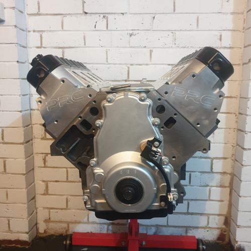 Dart LS Next SHP 427ci Stroker   Long Motor   Low Compression 9.8:1   Turbo Engine
