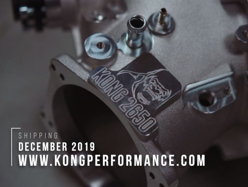 Kong Performance  LS9 TVS 2650 Supercharger Kit