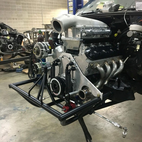 417 Motorsports Air To Water Billet Intercooler 2,000 HP