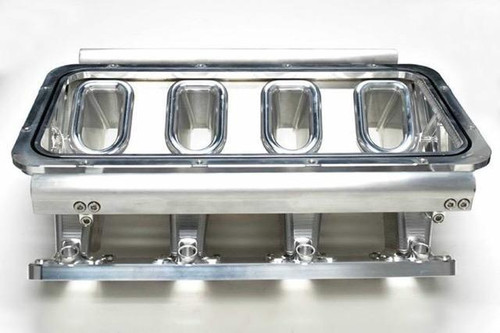 417 Motorsports Billet Low Profile Intake Manifold Base