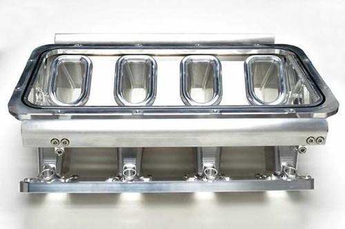 417 Motorsports Billet Low Profile Intake Manifold Base