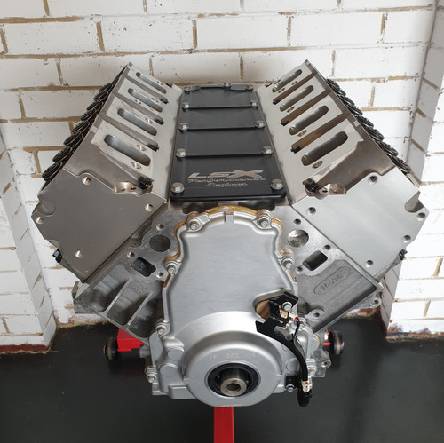 LS 427ci LS3 Stroker Engine | Long Motor | N/A High Compression