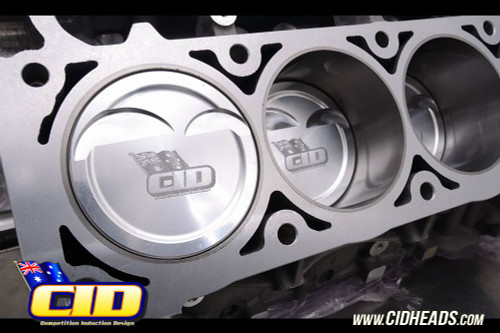 Optional Upgraded CID LS7 Cylinder Heads