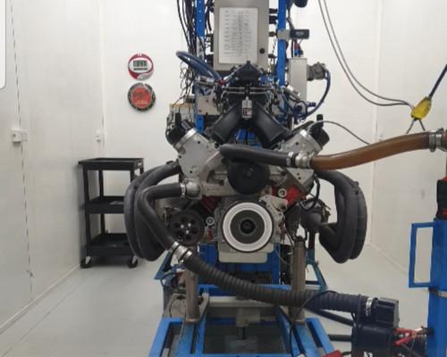 LS 454ci LSX Race Spec Stroker Engine | Long Engine | N/A High Compression