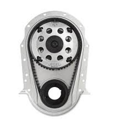 Jesel Belt Drive System | GM LSX Block