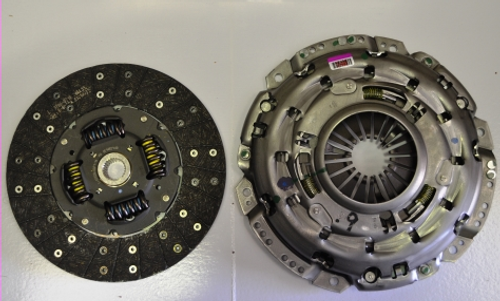 GM Chev Performance LS7 Clutch kit Pressure Plate and Flywheel | 550 HP