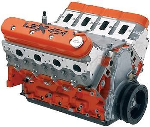 LSX 454ci High Performance Crate Engine Package 700hp+