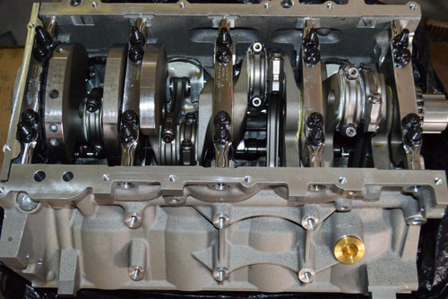 408ci High Compression Lunati Stroker Package
