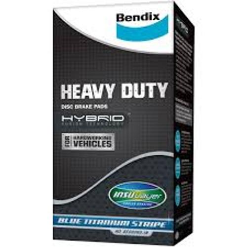 Bendix DB1937-HD - Rear Brake Pads