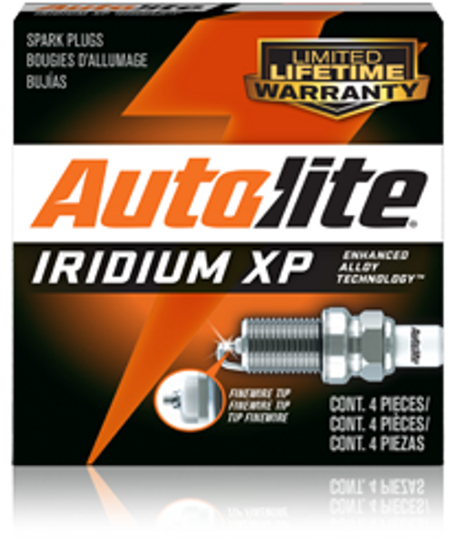 Autolite XP5245 Iridium XP Spark Plugs - 8 x Plugs
