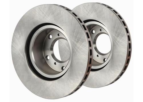 Protex Performance Disc Brake REAR Rotors DR12598 (Pair)