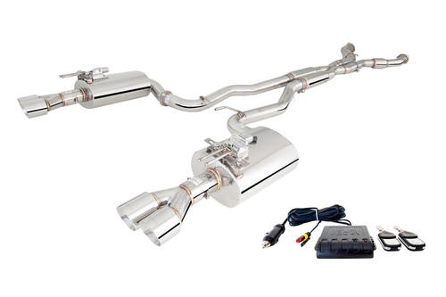 XForce Twin 3"