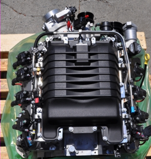 LSA Crate Engine | LSX Stage 4 | 635 Kw / 850 HP