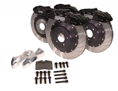 HARROP Ultimate Brake Package | VT - VZ | Full Kit