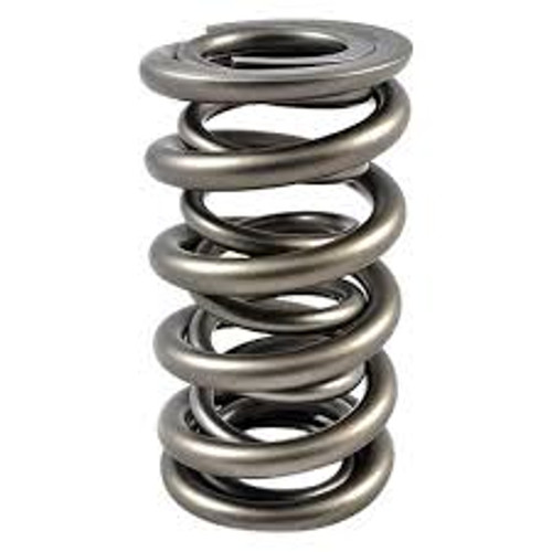 "Texas Speed and Performance .660"" PAC Polished Dual Valve Spring Kit 