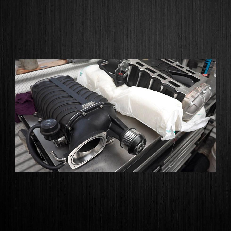 Harrop TVS2650 Supercharger Upgrade Packages