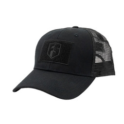 First Strike Tactical Trucker Hat / Black