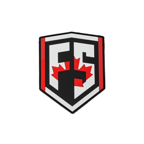 First Strike Canada Patch / Large