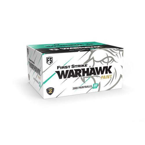 First Strike Warhawk .68 Cal Paintballs (2000CT)