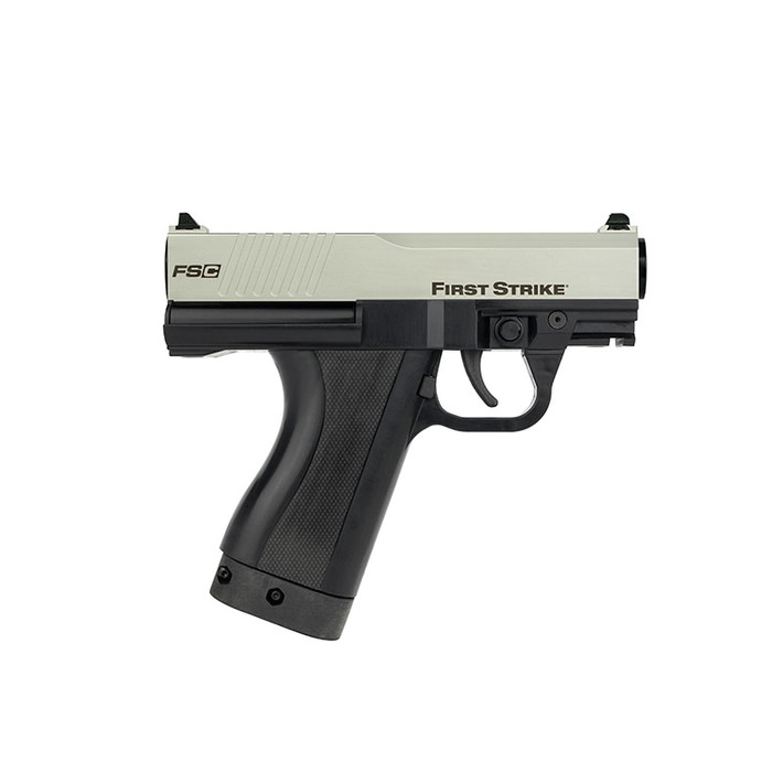 First Strike FSC Paintball Pistol Silver/Black - Limited Edition