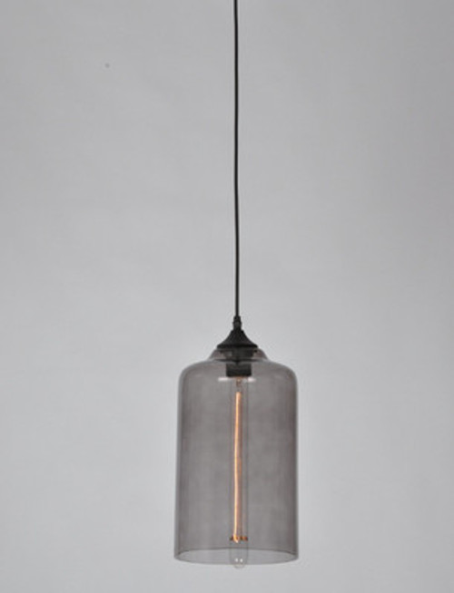 Replica Bella Pendant in smoke switched on