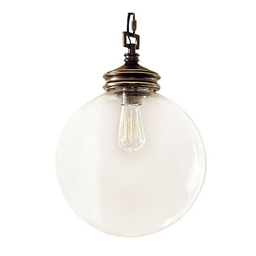 Calhoun Glass Pendant Light